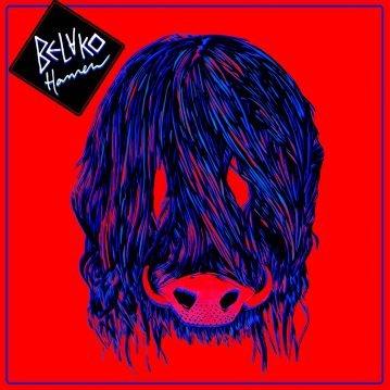 """Belako """"Hamen"""" (Mushroom Pillow 2016)"""