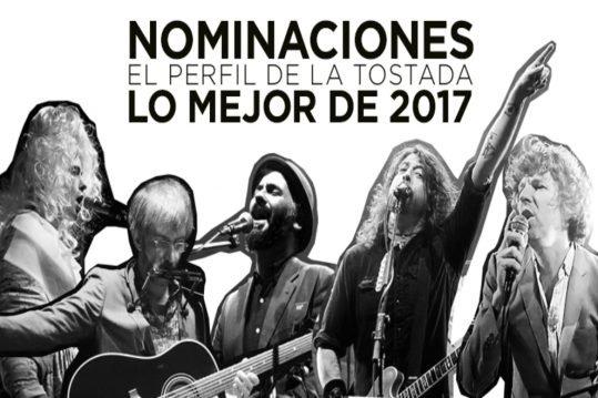 ¡Ganadores de Lo Mejor de 2017!