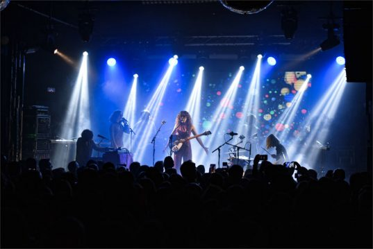 Anni B Sweet y Cariño, entre los conciertos gratuitos de BBK Live en el centro de Bilbao