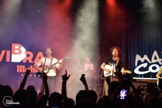 Arde la Joy Eslava con en el primer show de la gira Vibra Mahou y Mad Cool Festival