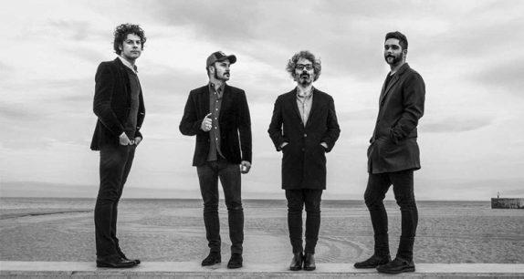 'Vamos a volvernos locos' será el título del tercer disco de León Benavente