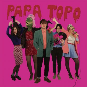 "Papa Topo – ""Opalo Negro"" (Elefant Records 2016)"