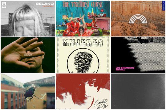 Los diez mejores discos nacionales de 2020