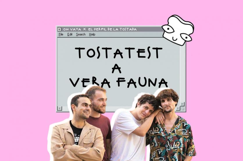Tostatest a Vera Fauna