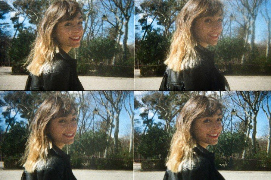 Chica Sobresalto. / Andrea Bagheera